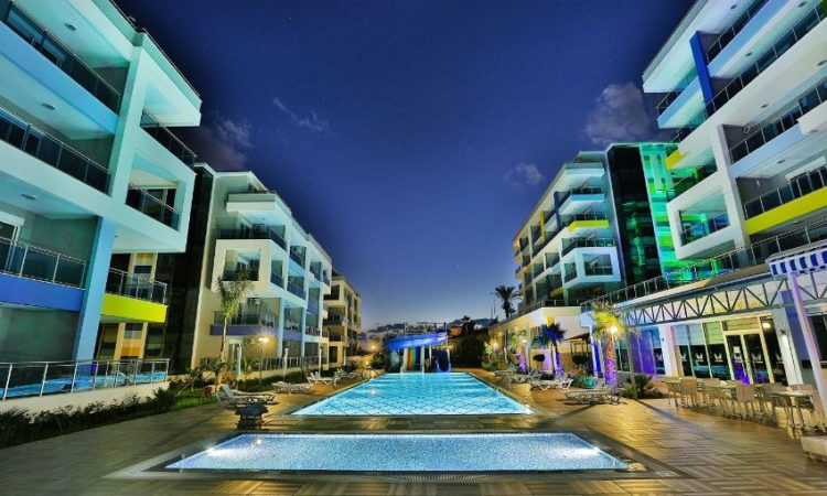 LUXURIOUS 1 BEDROOM APARTMENT IN NEW EXCLUSIVE COMPLEX IN ALANYA